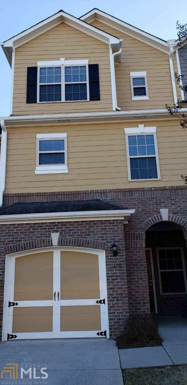 110 Trailside Way, Hiram, GA 30141 (MLS #8510967) :: Main Street Realtors