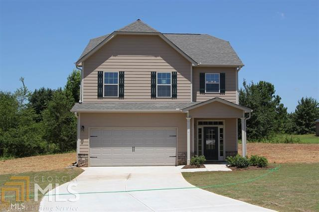 113 Quarry Cir #41, Griffin, GA 30224 (MLS #8511311) :: Buffington Real Estate Group
