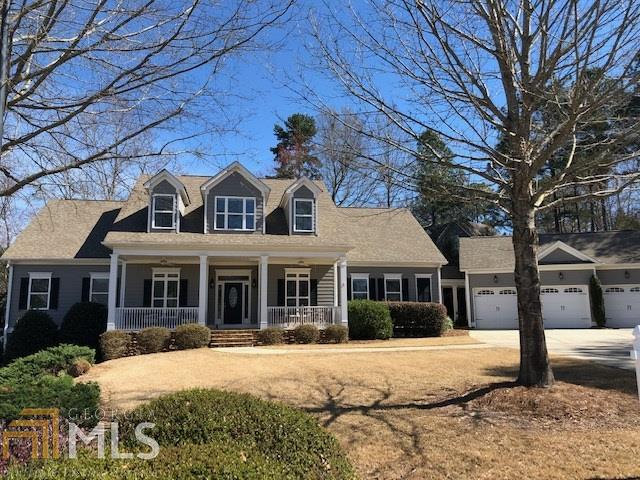 75 Harbor Vw, Newnan, GA 30263 (MLS #8519005) :: Buffington Real Estate Group