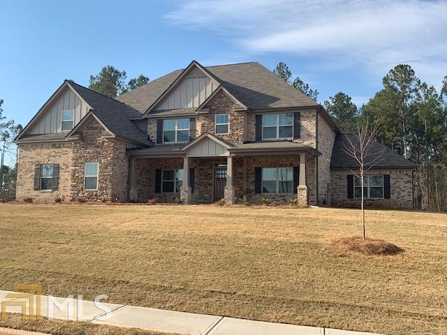 141 Barclay Dr #64, Mcdonough, GA 30252 (MLS #8527169) :: Buffington Real Estate Group