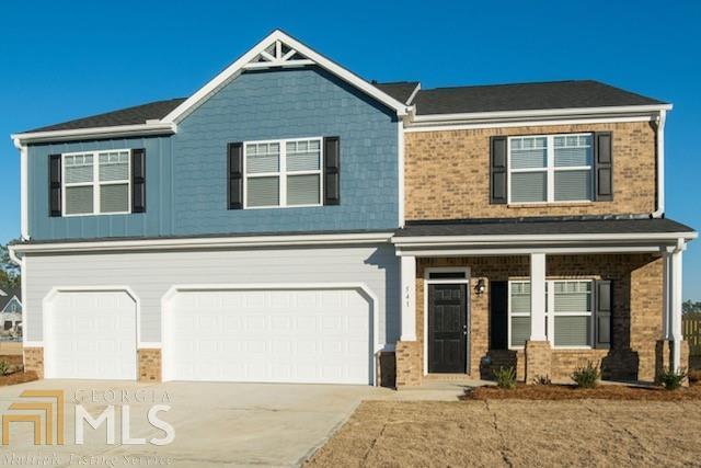 3683 Stonebranch Ln, Loganville, GA 30052 (MLS #8529677) :: Buffington Real Estate Group