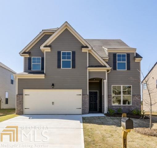 313 Scenic Hills Dr, Newnan, GA 30265 (MLS #8531927) :: Buffington Real Estate Group