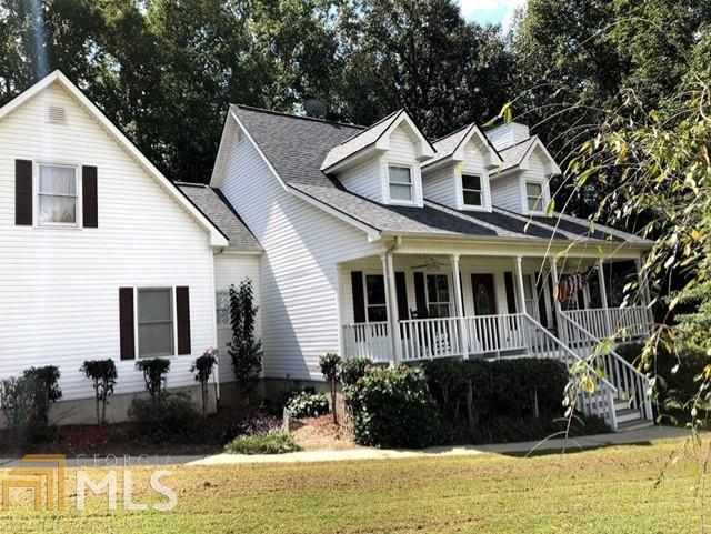201 Mill Rd, Jefferson, GA 30549 (MLS #8545263) :: Anita Stephens Realty Group