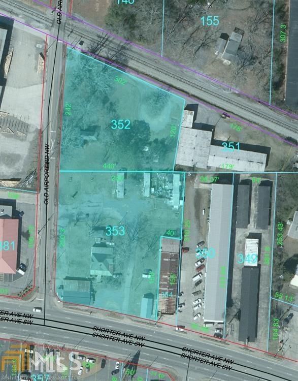 1954 NW Shorter Ave, Rome, GA 30165 (MLS #8580434) :: Rettro Group