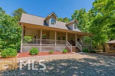 62 W Whispering Pines, Blairsville, GA 30512 (MLS #8590288) :: The Heyl Group at Keller Williams