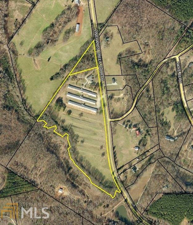 2833 Vineyards Creek Church Rd, Comer, GA 30629 (MLS #8606146) :: The Heyl Group at Keller Williams