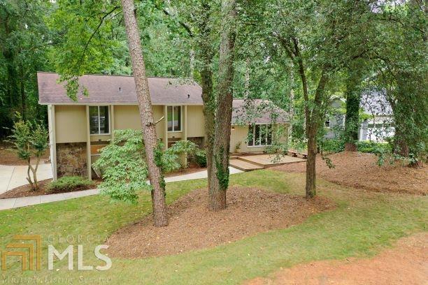 3052 Bunker Hill, Marietta, GA 30062 (MLS #8626294) :: Buffington Real Estate Group