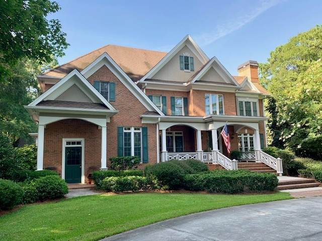 204 Westchester Dr, Griffin, GA 30223 (MLS #8626797) :: Keller Williams Realty Atlanta Classic