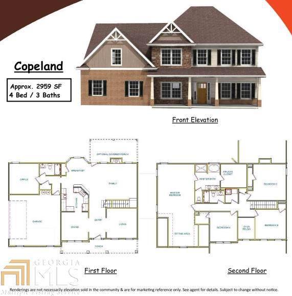 133 Elkins Blvd #45, Locust Grove, GA 30248 (MLS #8647859) :: Rettro Group