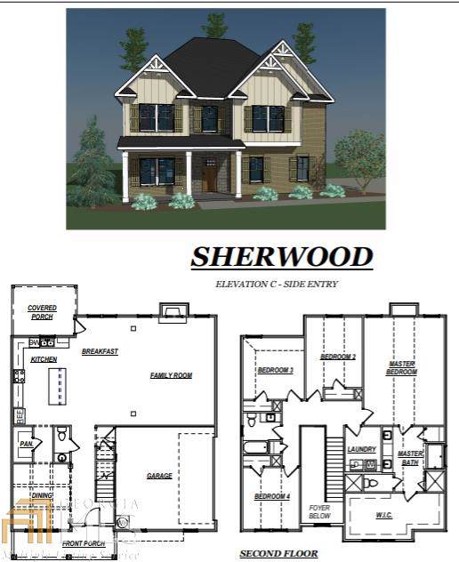 125 Elkins Blvd #47, Locust Grove, GA 30248 (MLS #8648166) :: Rettro Group