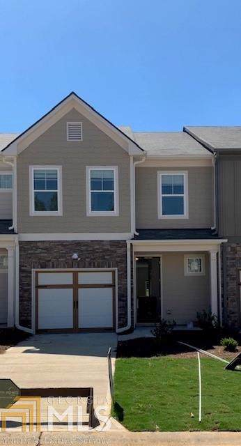 5249 Mill Way #1505, Stone Mountain, GA 30083 (MLS #8649690) :: Bonds Realty Group Keller Williams Realty - Atlanta Partners