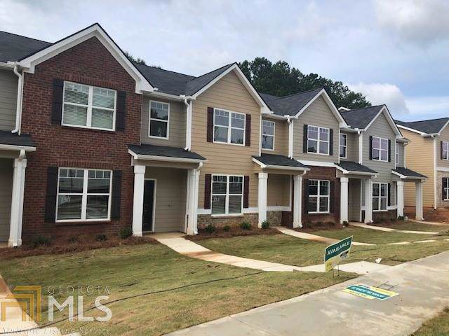 6101 Rockaway Rd, Atlanta, GA 30349 (MLS #8655865) :: The Heyl Group at Keller Williams