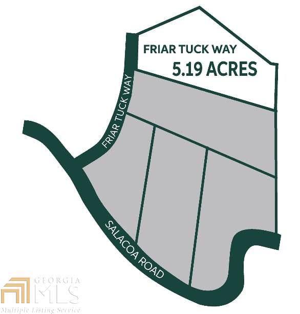 0 Friar Tuck Way, Fairmount, GA 30139 (MLS #8660540) :: Bonds Realty Group Keller Williams Realty - Atlanta Partners