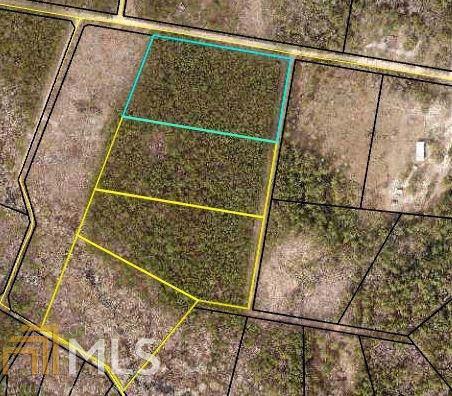 0 Canoochee River Lot 016D005, Claxton, GA 30417 (MLS #8661677) :: The Heyl Group at Keller Williams