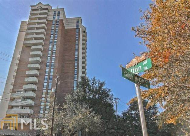 375 NE Ralph Mcgill Blvd #1404, Atlanta, GA 30312 (MLS #8689792) :: Athens Georgia Homes
