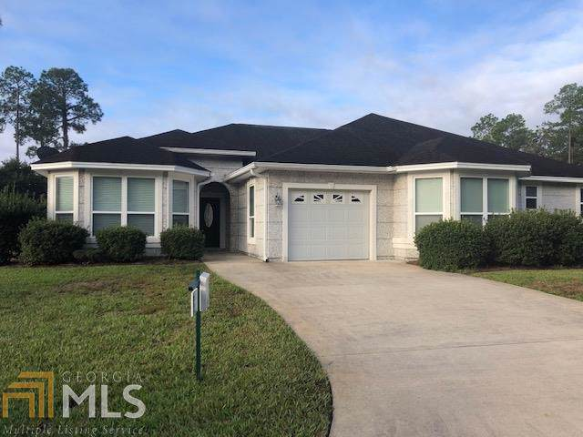 402 Eagle Blvd, Kingsland, GA 31548 (MLS #8694743) :: Buffington Real Estate Group