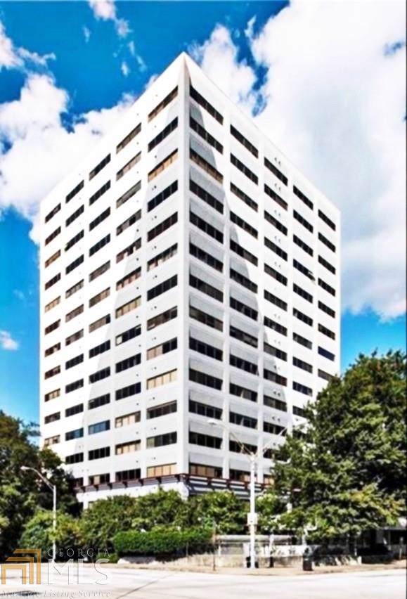 120 Ralph Mcgill Blvd #812, Atlanta, GA 30308 (MLS #8700666) :: RE/MAX Eagle Creek Realty