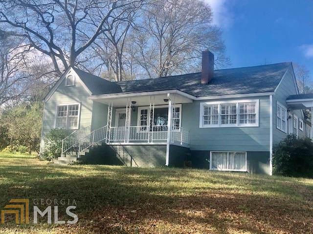 465 Plum St, Madison, GA 30650 (MLS #8703277) :: Buffington Real Estate Group