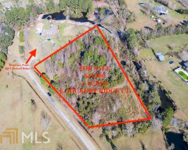 0 E Hickory Ridge Ct, Woodbine, GA 31569 (MLS #8711263) :: Military Realty