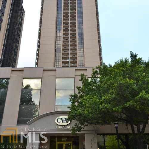 1280 W Peachtree St #2413, Atlanta, GA 30309 (MLS #8715719) :: Athens Georgia Homes