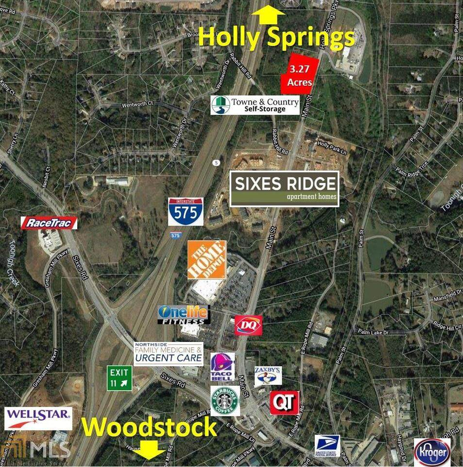 4080 Holly Springs Parkway - Photo 1