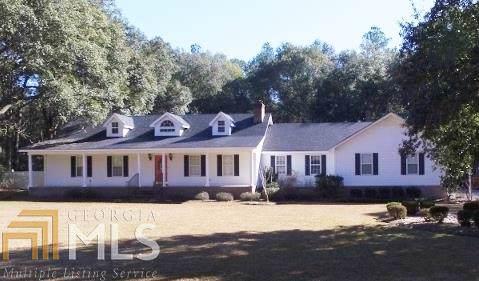 23 Plantation Dr, Swainsboro, GA 30401 (MLS #8727002) :: Bonds Realty Group Keller Williams Realty - Atlanta Partners