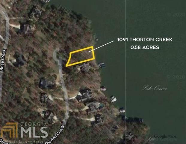 1091 Thorton Creek, Greensboro, GA 30642 (MLS #8729872) :: The Heyl Group at Keller Williams