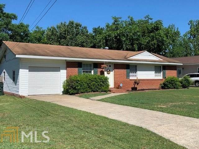 207 Harris, Warner Robins, GA 31093 (MLS #8735214) :: Buffington Real Estate Group