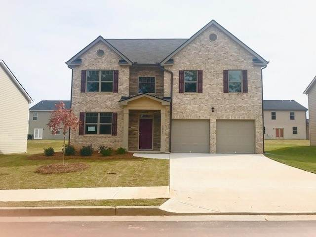1535 Farrell Ln #70, Hampton, GA 30228 (MLS #8762839) :: Military Realty