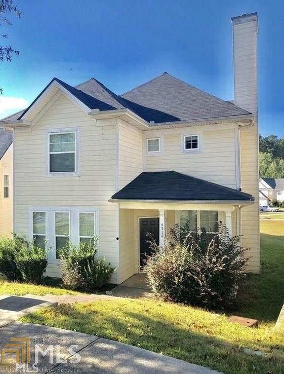 4514 Parkview Square, Atlanta, GA 30349 (MLS #8764358) :: Scott Fine Homes