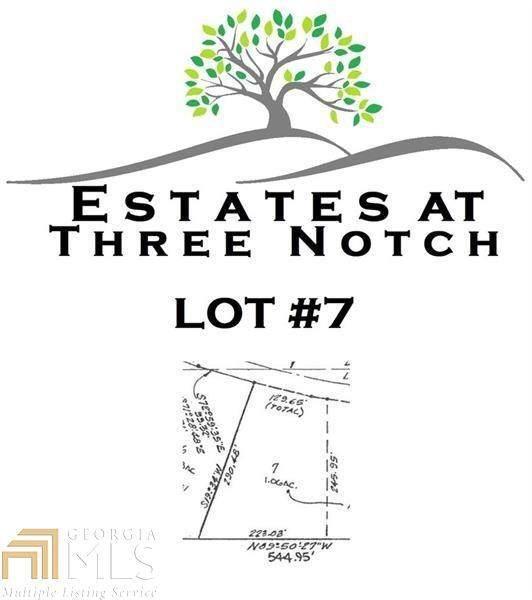 6991 Three Notch Road #7, Ringgold, GA 30736 (MLS #8769943) :: Rettro Group