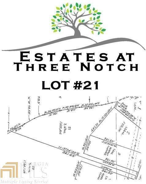 3013 Three Notch Road #21, Ringgold, GA 30736 (MLS #8770037) :: Rettro Group