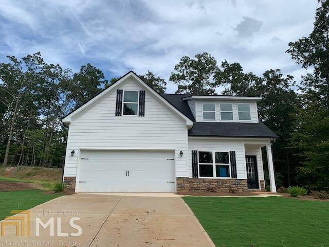 4525 Highland Gate Pkwy #56, Gainesville, GA 30506 (MLS #8773802) :: The Durham Team