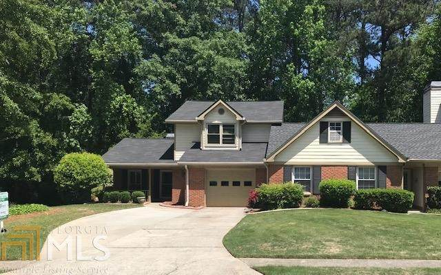 6 Dover Trl None, Peachtree City, GA 30269 (MLS #8776531) :: Athens Georgia Homes