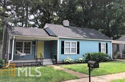 1216 E Forrest Ave, East Point, GA 30344 (MLS #8777326) :: Bonds Realty Group Keller Williams Realty - Atlanta Partners