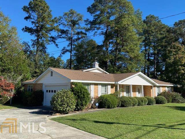 1720 Columbine Rd, Milledgeville, GA 31061 (MLS #8788401) :: Bonds Realty Group Keller Williams Realty - Atlanta Partners