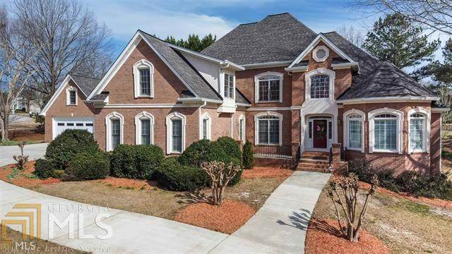 295 Youngs Circle, Fayetteville, GA 30215 (MLS #8813610) :: Rich Spaulding