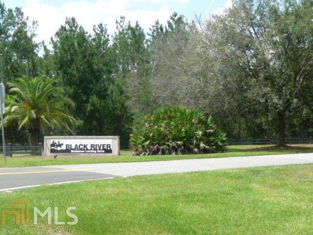 0 Janells River Drive SW Lot 3, Folkston, GA 31537 (MLS #8820437) :: Crown Realty Group