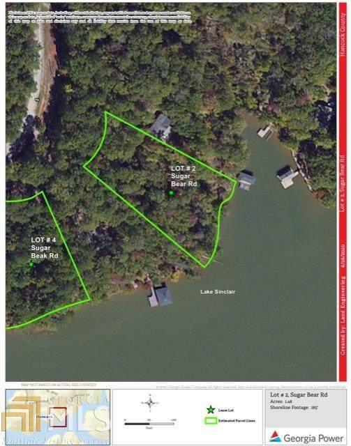 55 Widerner Way Lot 55, Sparta, GA 31087 (MLS #8830956) :: Crown Realty Group