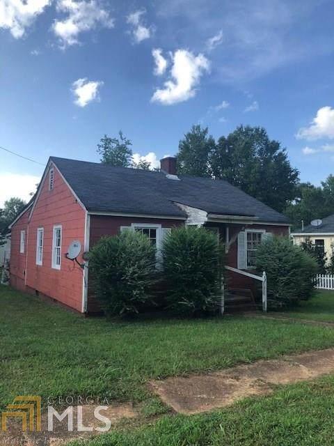 106 Royal Ave, Hogansville, GA 30230 (MLS #8836557) :: Tim Stout and Associates