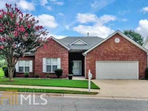 115 Robin Ct, Fayetteville, GA 30215 (MLS #8839903) :: Tim Stout and Associates