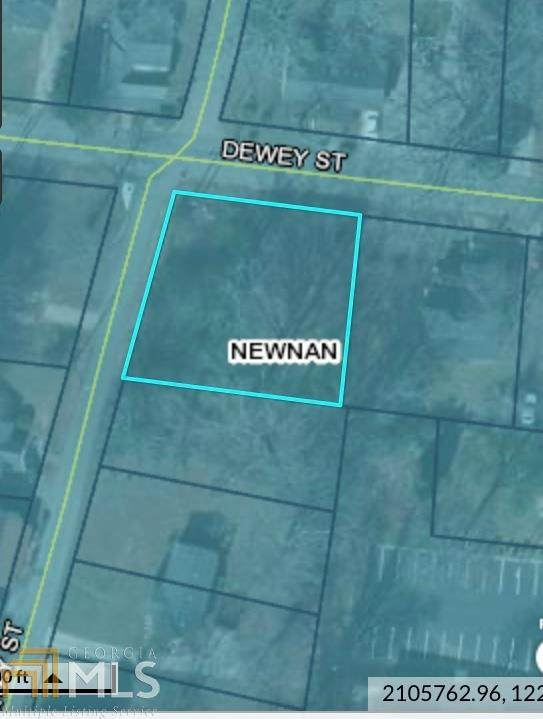 33 Dewey St, Newnan, GA 30263 (MLS #8847031) :: The Heyl Group at Keller Williams