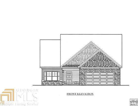 386 Panhandle Pl Lot 20, Hampton, GA 30228 (MLS #8852920) :: Regent Realty Company