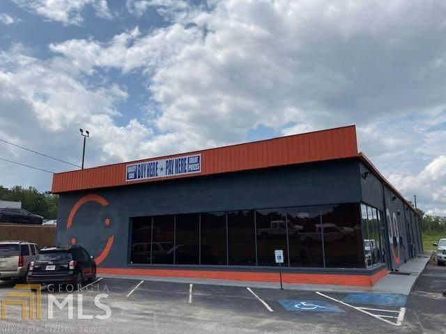 2539 N Expressway, Griffin, GA 30223 (MLS #8855904) :: Maximum One Greater Atlanta Realtors