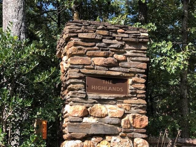 0 Highlands Lake Trl Lot 37, Clarkesville, GA 30523 (MLS #8861667) :: Rich Spaulding