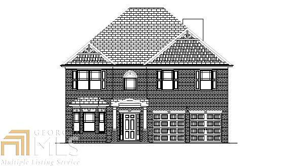 3586 Maple Hill Rd Lot 46, Stonecrest, GA 30038 (MLS #8864117) :: Keller Williams