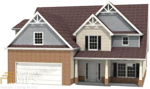 909 Tranquil Way Lot 22, Hampton, GA 30228 (MLS #8867605) :: Tim Stout and Associates