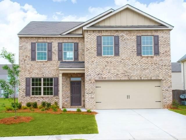 188 Cranapple Ln Lot 17, Mcdonough, GA 30253 (MLS #8867768) :: Keller Williams Realty Atlanta Partners