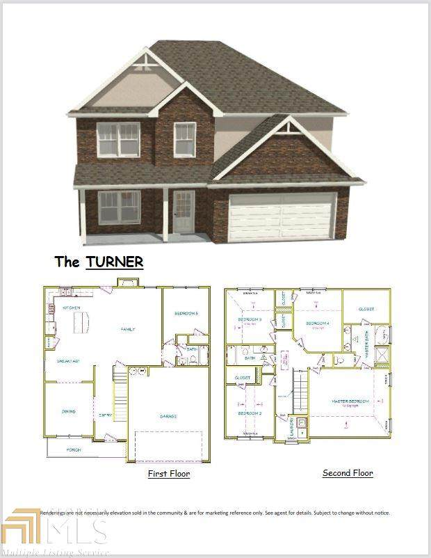 137 Expedition Lot 10, Ellenwood, GA 30294 (MLS #8871879) :: Keller Williams Realty Atlanta Partners