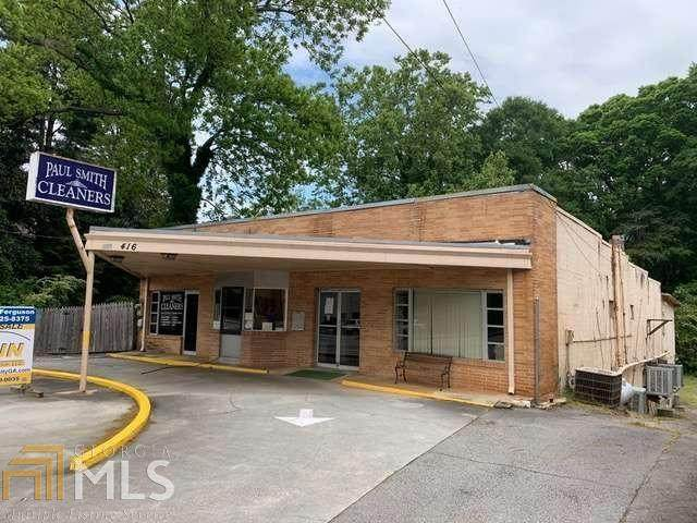 416 Bradford St, Gainesville, GA 30501 (MLS #8872121) :: Keller Williams